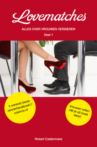 Lovematches Alles over vrouwen versieren Robert Castermans